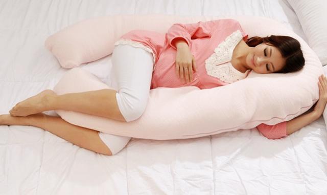 Как беременной нужно спать 92