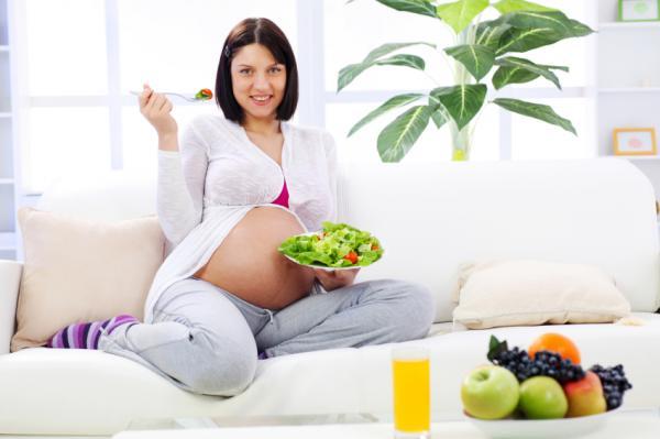 Во время беременности набираю много веса что делать