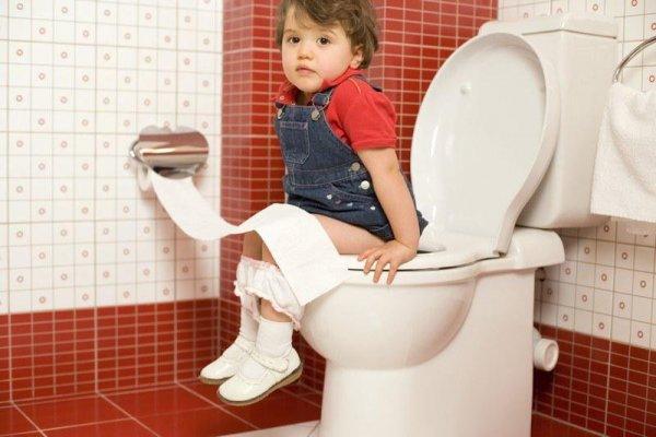 Понос (диарея) у детей: причины, симптомы и лечение