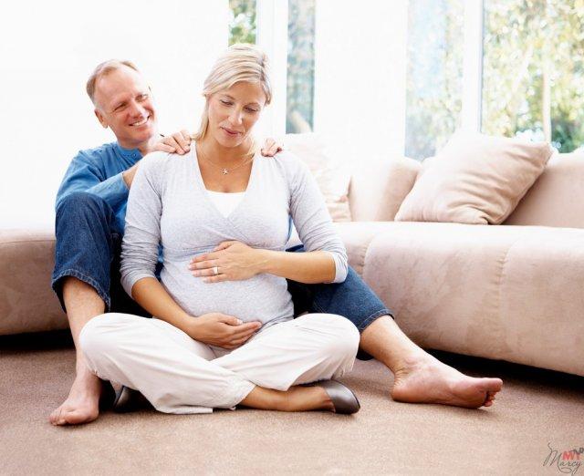 Беременность третья после 30