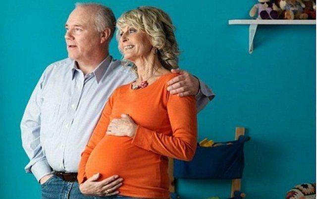 Поздняя незапланированная беременность