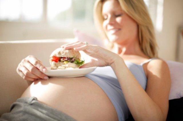 Голод.при беременности