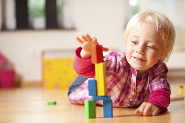 Воспитание и развитие ребенка до 3-х лет с помощью игр