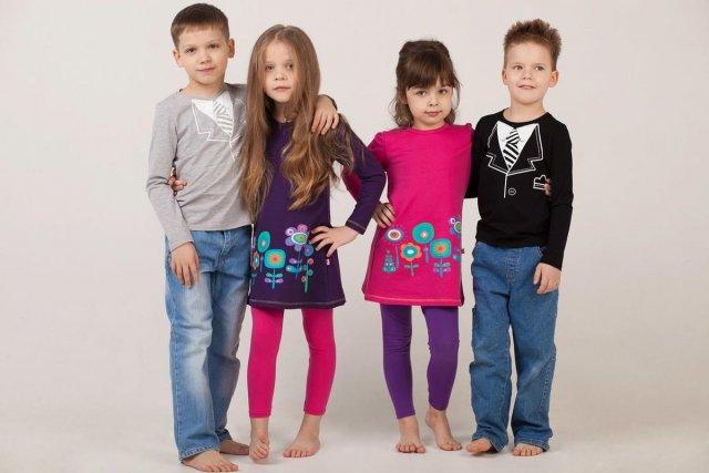 5 правил выбора детской одежды – от цвета до состава