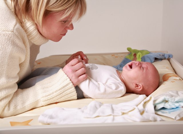 Лечение грудного ребенка от запора