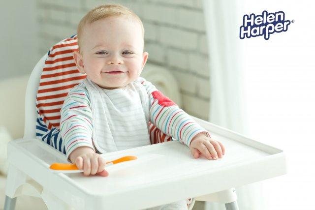 Как научить малыша есть самостоятельно?
