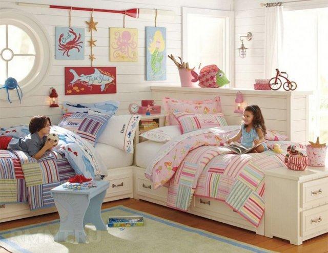 Выбираем кровать для ребенка