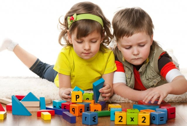 Выбор детских игрушек для ребенка 3 лет
