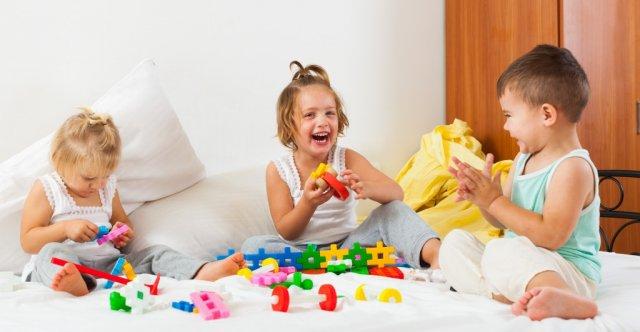 Развитие детей 3-6 лет