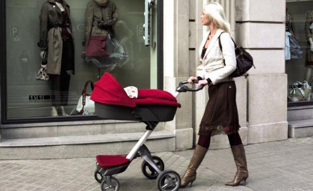 О пользе прогулок с малышом