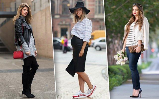 Одежда для беременных или что одеть в таком положении что бы быть модной?