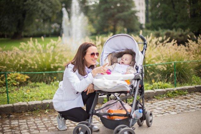 Как пойти гулять с ребенком и получить при этом удовольствие