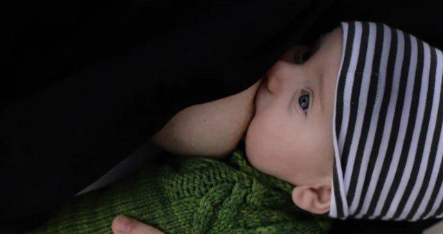 Вскармливание новорожденного