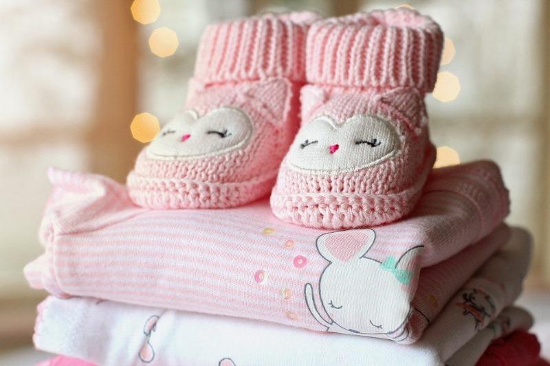 Одежда для новорожденных: запасаемся заранее